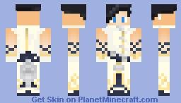 Nostale Avenger Angel Minecraft Skin