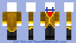 Hatty Hattington [Reshaded] Minecraft Skin