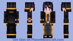 Rpg Series: Battlemage Minecraft Skin