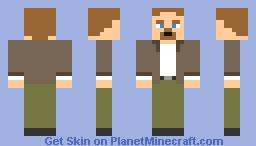 Dave Norton Minecraft Skin