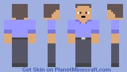 Devin Weston Minecraft Skin