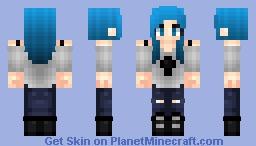 ∩εε∩εε♥ - Goth † Minecraft Skin