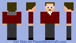[Advanced Warfare] Khan Minecraft Skin