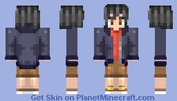 Hiro Hamada • Big Hero 6 Minecraft Skin