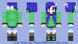 Glowwillow13 Minecraft Skin