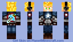 My Main Skin, TA-DA! Minecraft Skin