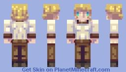 Invader Of Freedom Minecraft Skin