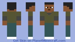 Lamar Davis Minecraft Skin