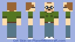 Lester Crest Minecraft Skin