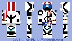 Kamen Rider Mach Minecraft Skin