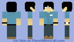 Mike Schmidt Minecraft Skin