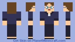 Molly Schutlz Minecraft Skin