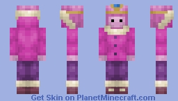 Princess Bubblegum Minecraft