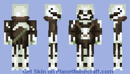 The Last Grain Of Sand Has Fallen (SPC R2 S1) Minecraft Skin