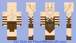Azog the Defiler [THE HOBBIT] Minecraft Skin