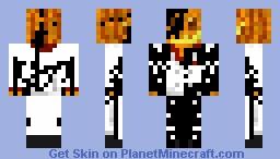 Destroyed Minecraft Skin