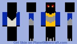 Makuta Verok Minecraft Skin