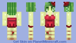 ✿Škittléš✿-(Flower Girl's request) Spring is Here, The Flower bloom, The Birds and Bee's are here! Minecraft