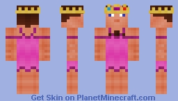 Twinkle Fairy Minecraft Skin
