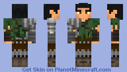Dunno what to call this. Minecraft Skin