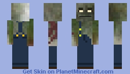 Charger |Left 4 Dead 2| Minecraft Skin