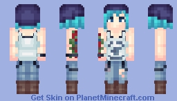 Chloe Price 【Life is Strange】 Minecraft Skin
