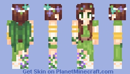 °ƒαΙηαº Some kind of.. fairy..? [Contest - Moonfish] Minecraft Skin