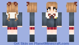 Gakuen Alice - Mikan Sakura Minecraft Skin