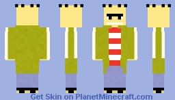 [CN] Ed Minecraft Skin