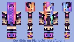 OC - Fizz  / Updates Minecraft Skin