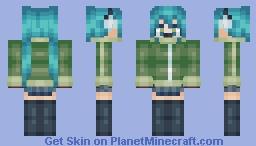 Hatsune Miku - Matryoshka 【Vocaloid】 Minecraft