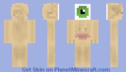 Migi (Parasyte) Minecraft Skin
