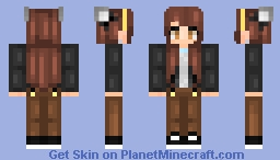 A Recreation Of My Actual Skin With New Shading! :D