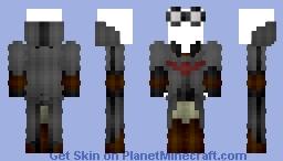 Ballycastle Bats Quidditch Robes (Updated!) Minecraft Skin