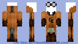 Chudley Cannons Quidditch Robes (Updated!) Minecraft Skin