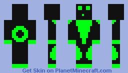 slime? Minecraft Skin