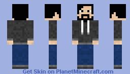WriteEscape Minecraft Skin