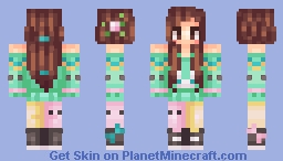 Skin Collab with Jasusey! Minecraft