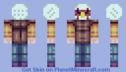 Jacket hotline miami Minecraft Skin
