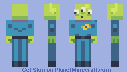 'The claw chooses who will go and who will stay. ' Minecraft Skin