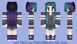 My new Personal Minecraft Skin