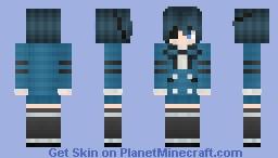 Ciel Black Butler ~ Minecraft Skin