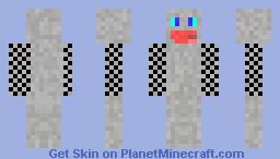 Checkered Skin Minecraft Skin
