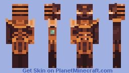 Mechanical Anubis - Desert Skin Contest Minecraft