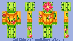 Contest Entry Chatcus Minecraft Skin