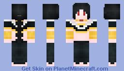 Judal/Judaru - Magi Minecraft Skin