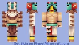 Eagle Kachina Dancer Minecraft