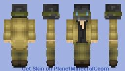 Desert Survivor [Contest] Minecraft Skin