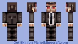 Matt Murdock (Daredevil) Minecraft Skin