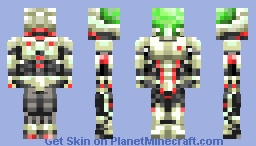 Skin of OmgSkins 2.0 Minecraft Skin